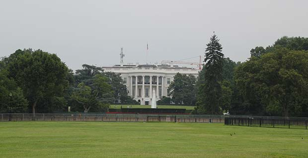 Vita Huset i Washington D.C